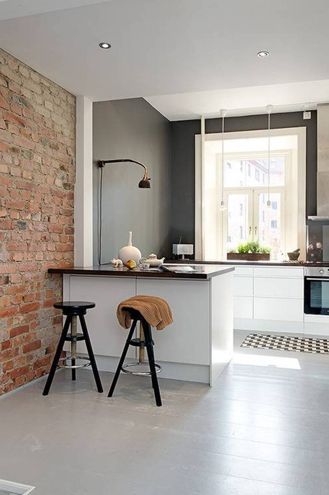 28 Small Kitchen Design Ideas - The WoW Style on Tiny Kitchen Remodel Ideas  id=65483