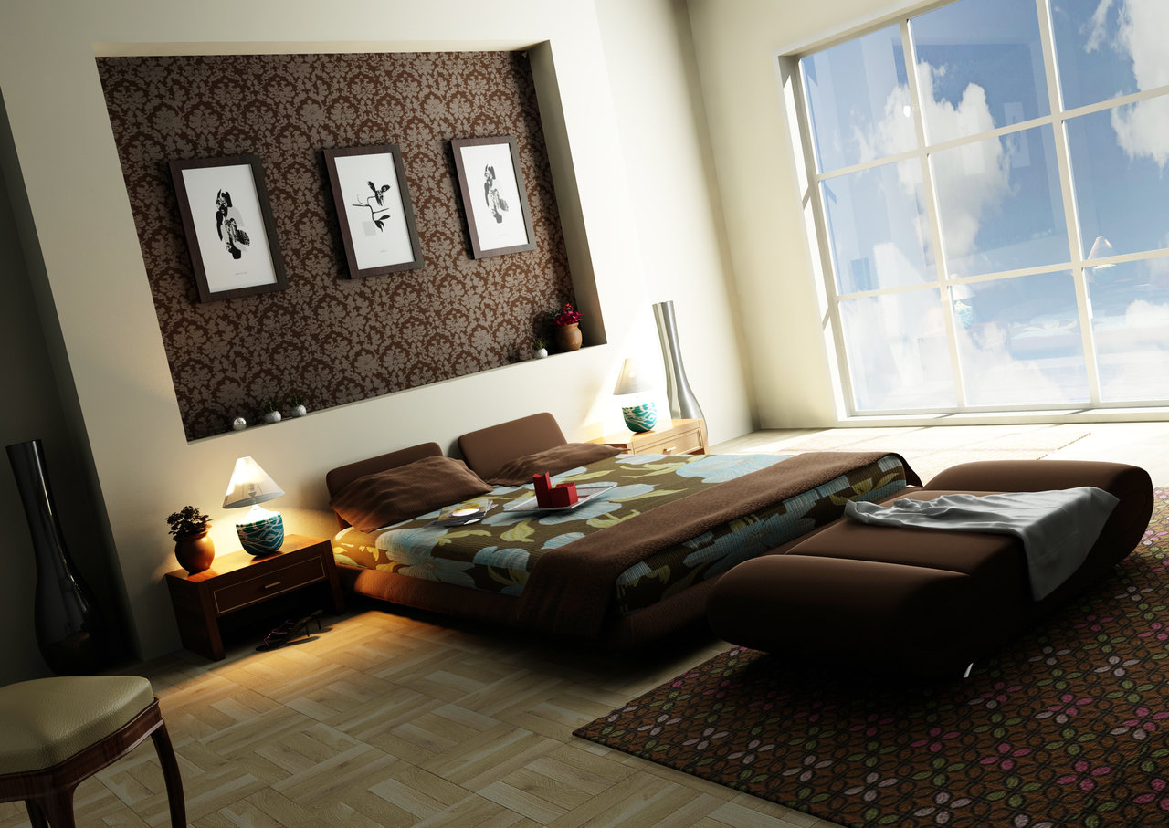 25 Best Bedroom Designs Ideas - The WoW Style on New Model Bedroom Design  id=85688