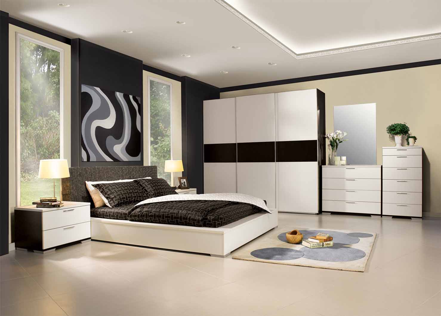 25 Best Bedroom Designs Ideas - The WoW Style on Room Decore  id=64220