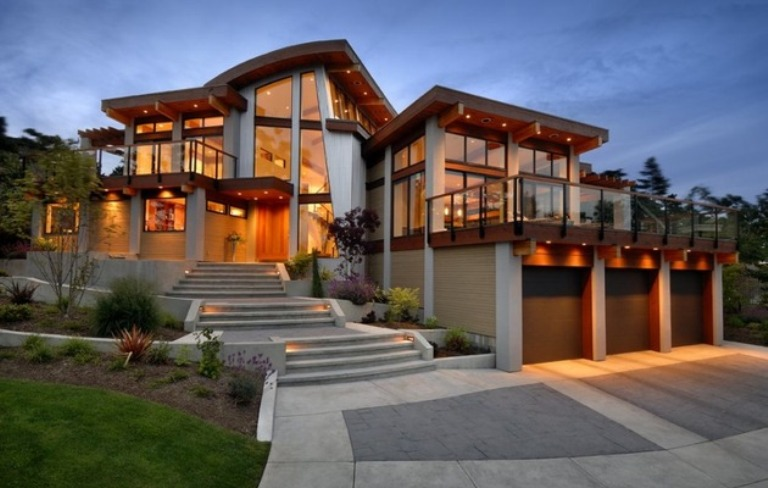 25 Awesome Examples Of Modern House - The WoW Style on Modern Style Houses  id=50970