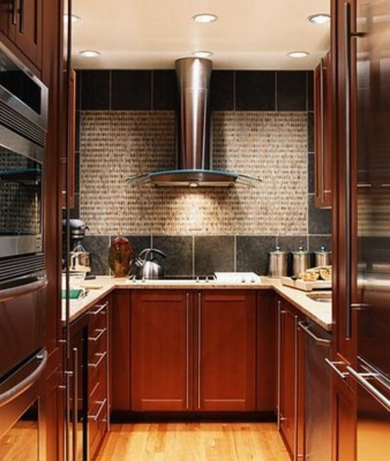 28 Small Kitchen Design Ideas - The WoW Style on Best Small Kitchens  id=45437