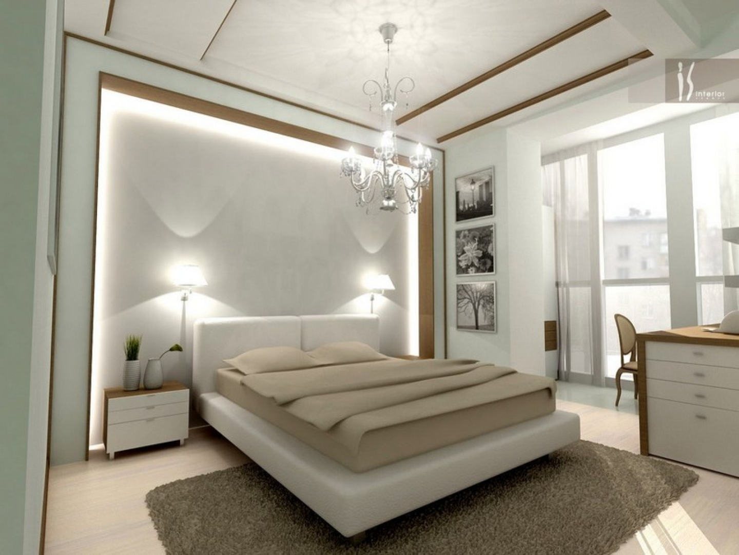 25 Cool Bedroom Designs Collection - The WoW Style on Cool Bedroom Ideas  id=22838