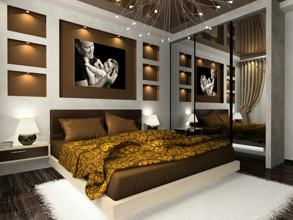 25 Cool Bedroom Designs Collection - The WoW Style on Room Ideas  id=88131