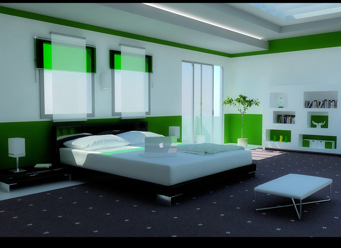 25 Cool Bedroom Designs Collection - The WoW Style on Cool Bedroom Ideas  id=93174