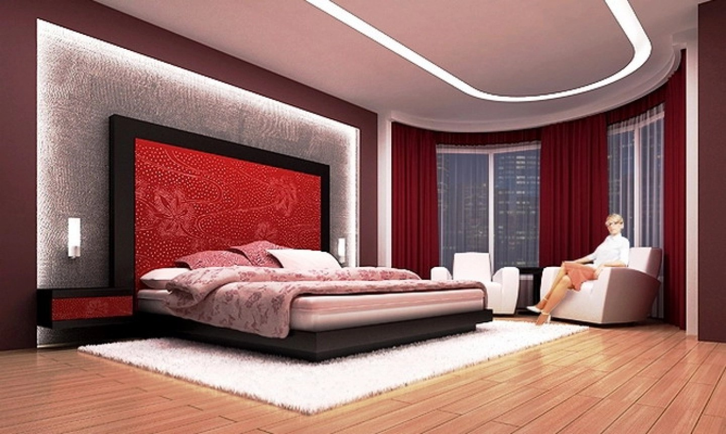 25 Cool Bedroom Designs Collection - The WoW Style on Best Master Bedroom Designs  id=13421