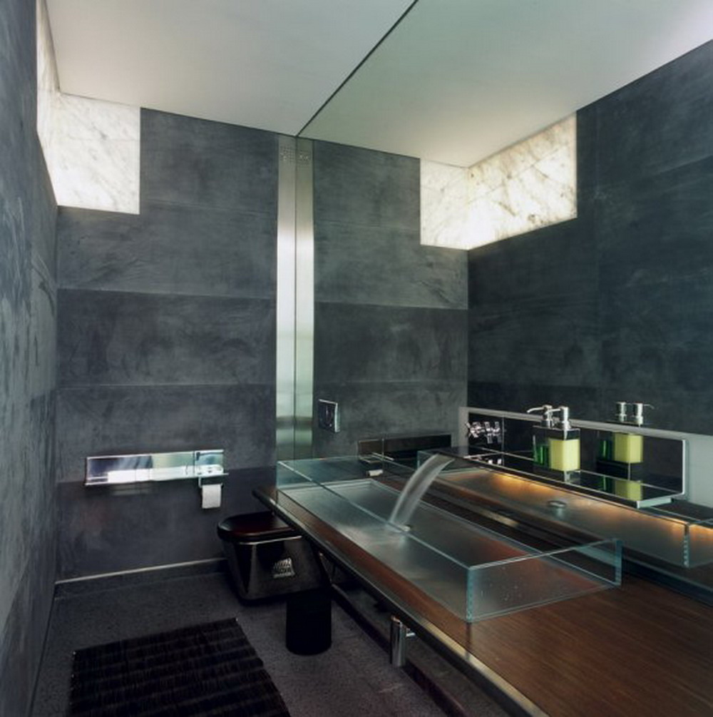 28 Best Contemporary Bathroom Design - The WoW Style on Bathroom Ideas Modern Small  id=36449