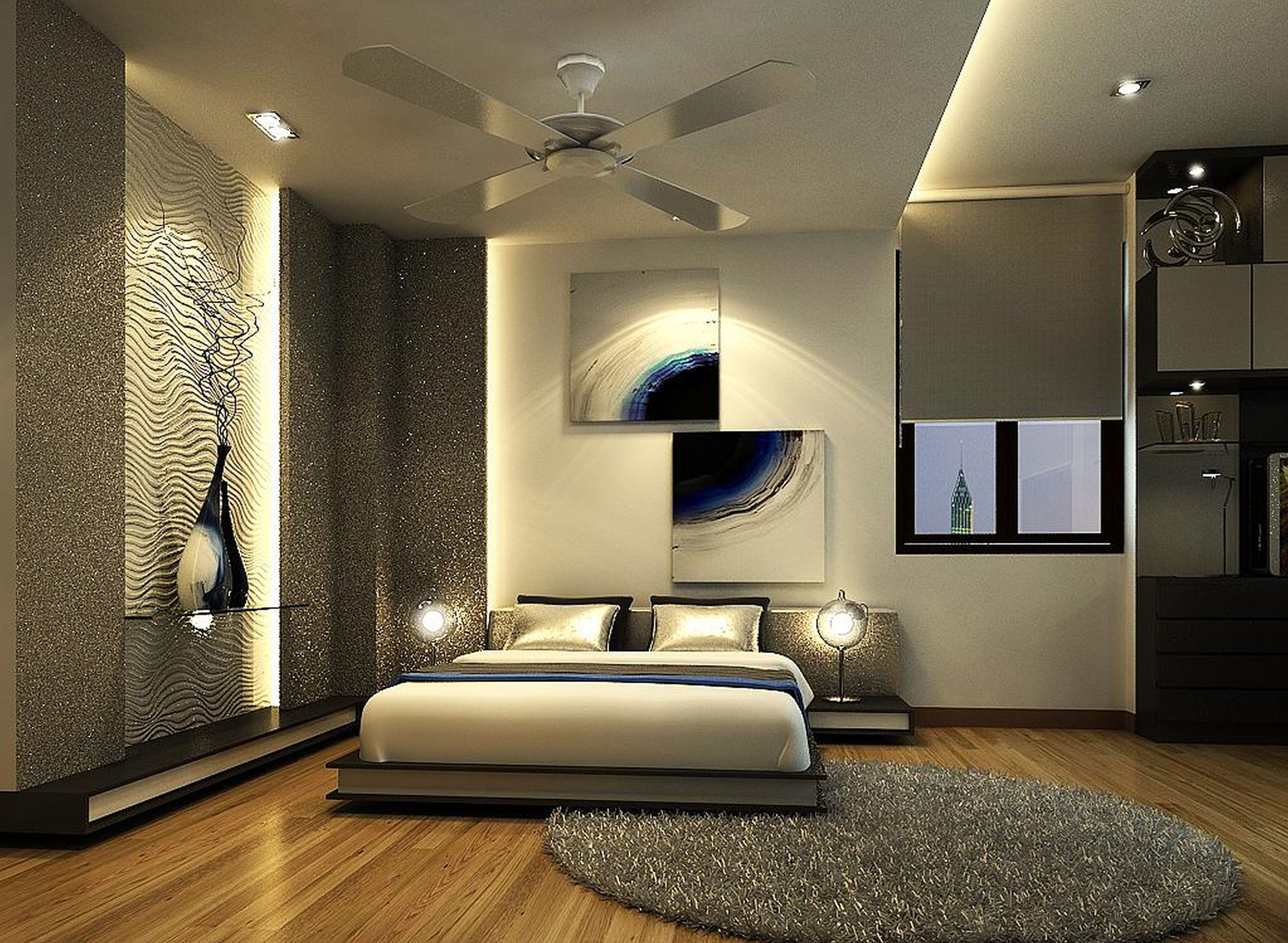Bedroom Design Gallery For Inspiration - The WoW Style on Room Decore  id=71949