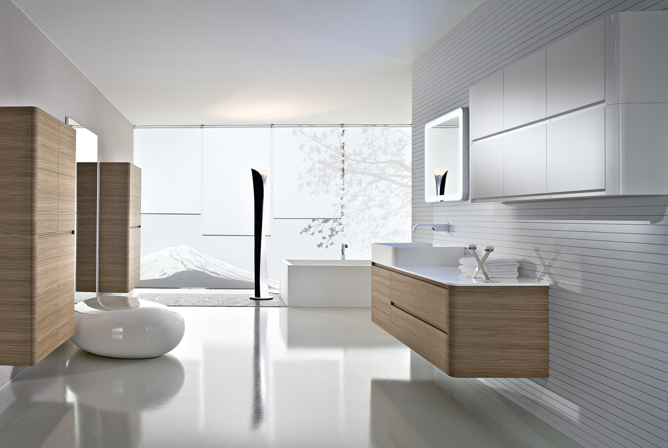 title   Minimalist Bathroom Design