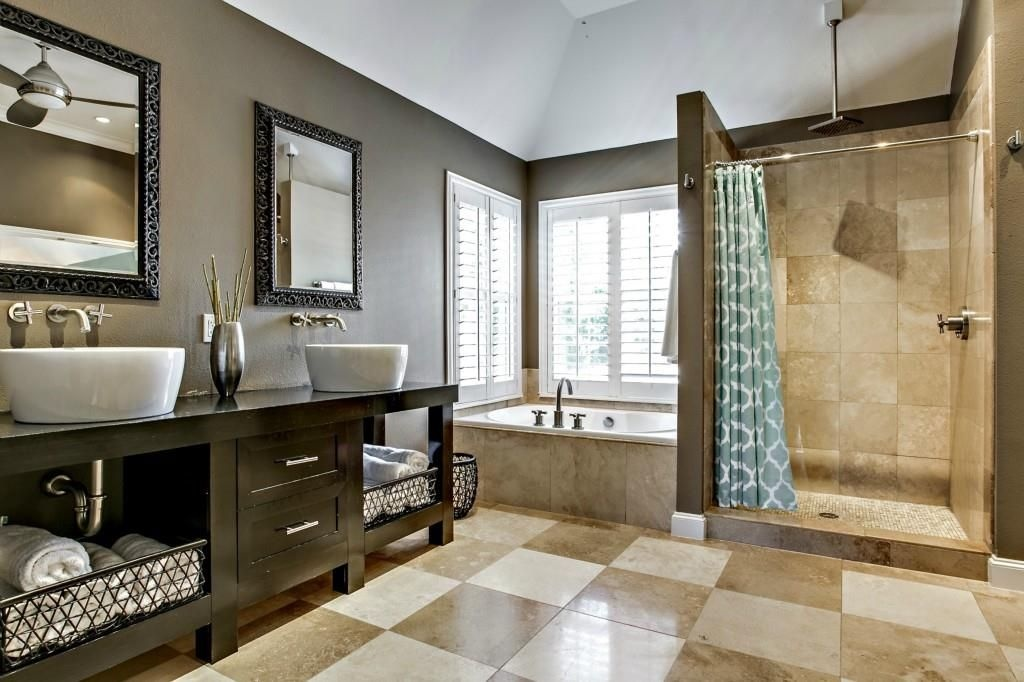 25 Latest Contemporary Bathrooms Design Ideas - The WoW Style on Bathroom Models  id=24421