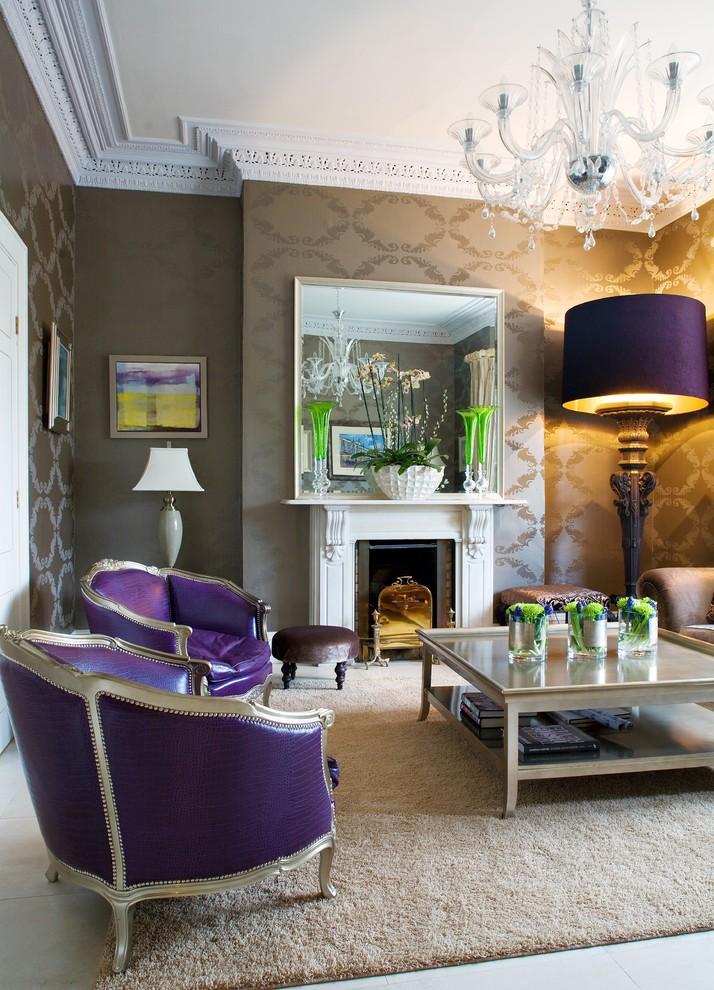 25 Victorian Living Room Design Ideas