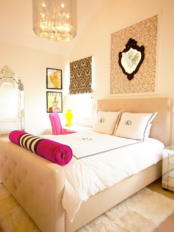 60 Classy And Marvelous Bedroom Wall Design Ideas - The ... on Classy Teenage Room Decor  id=42316