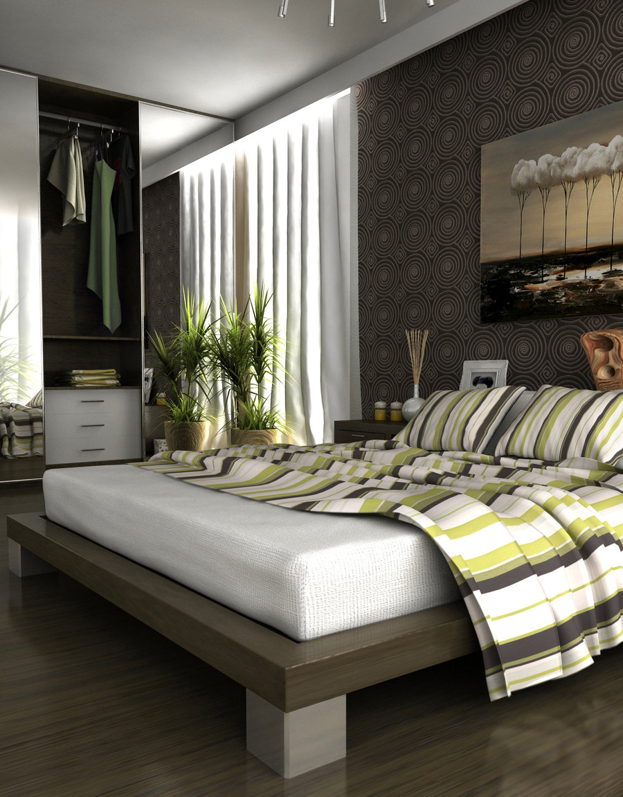 60 Classy And Marvelous Bedroom Wall Design Ideas - The ... on Bedroom Wall Decor  id=73030
