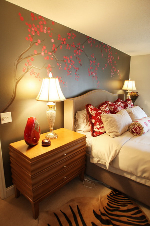 60 Classy And Marvelous Bedroom Wall Design Ideas - The ... on Bedroom Wall Decor  id=72564