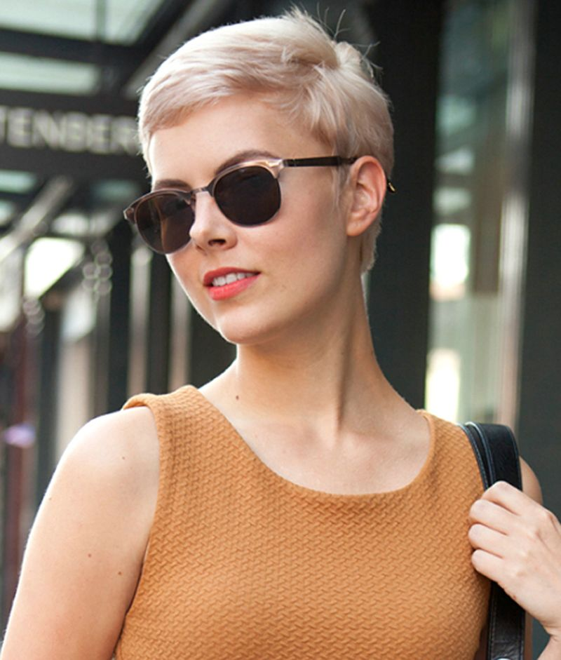 50 Elegant And Charming Short Hairstyles For Women