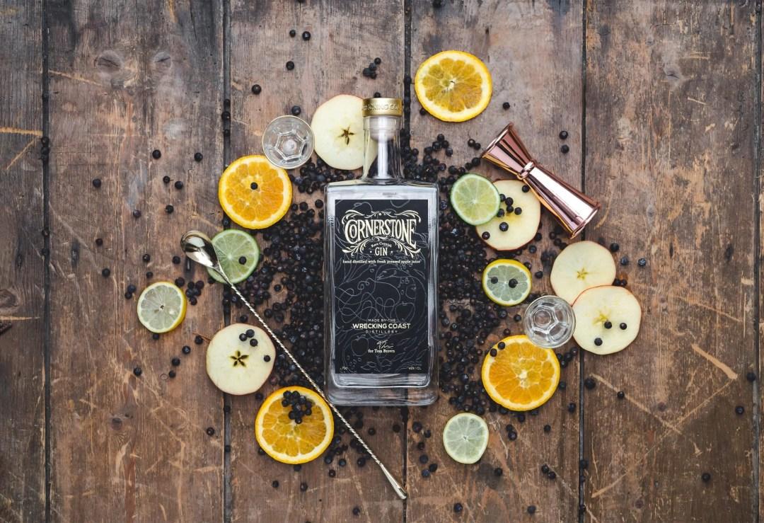 Cornerstone Rare Cornish Gin