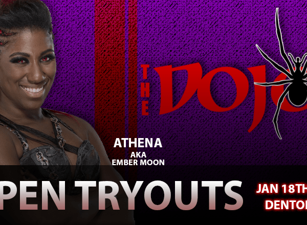 The Dojo Open Tryouts next month