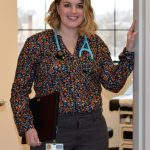 Physician Assistant Rebecca Kenderes at The Wright Center for Primary Care Wilkes-Barre