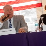 The Wright Center Hosts Roundtable Discussion