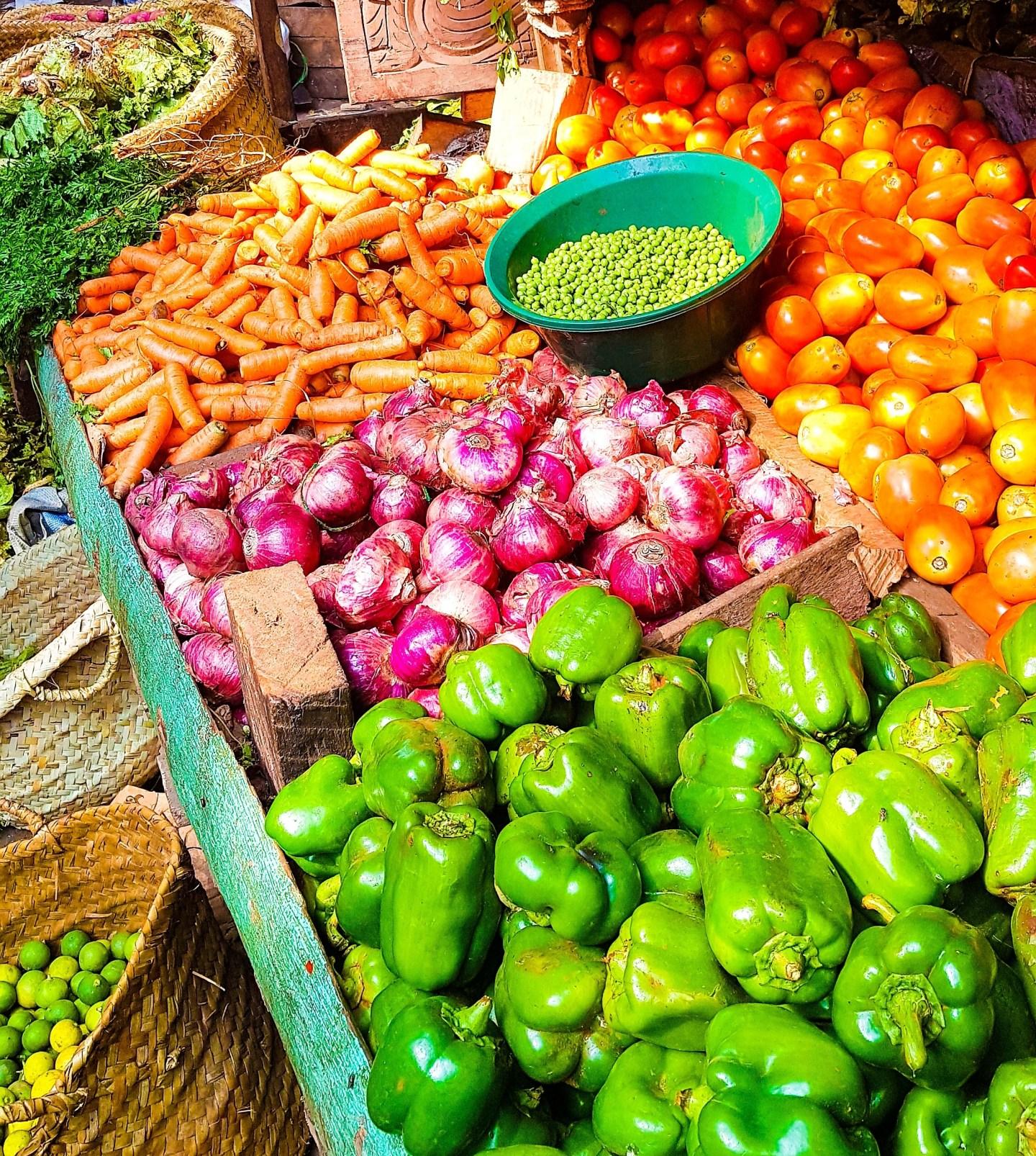 malindi market produce