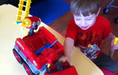 Review: Fisher Price Rescue Heroes Fire Truck with Billy Blazes
