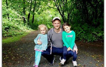 My Daddy Rocks: Brielle, Brooklyn and Hailey