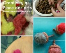 Explore your Creativity at Place des Arts
