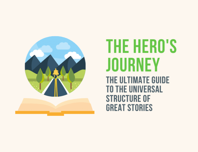 The Hero's Journey: The Ultimate Guide to the Universal Structure of Great Stories