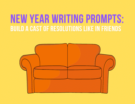 New Year Writing Prompts: Write a Series of New Year's Resolution Disasters