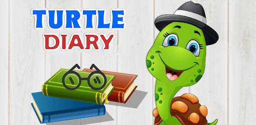 موقع وتطبيق Turtle Diary