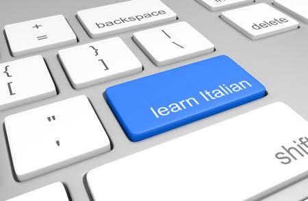 تعليم اللغة الإيطالية بالعربي