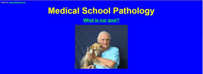موقع Medical School Pathology