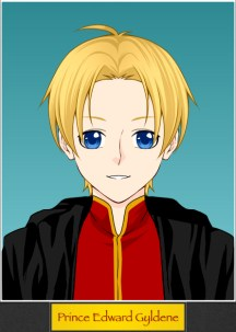 Prince Edward Gyldene
