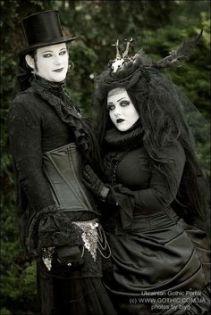 goth couple 24