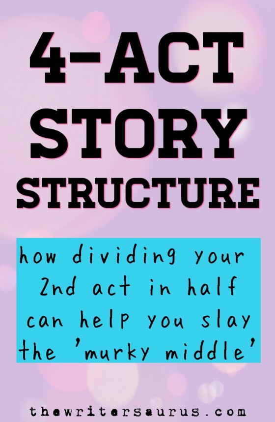 4 act plot structure