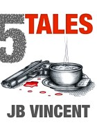 The Book Cover for 5 Tales