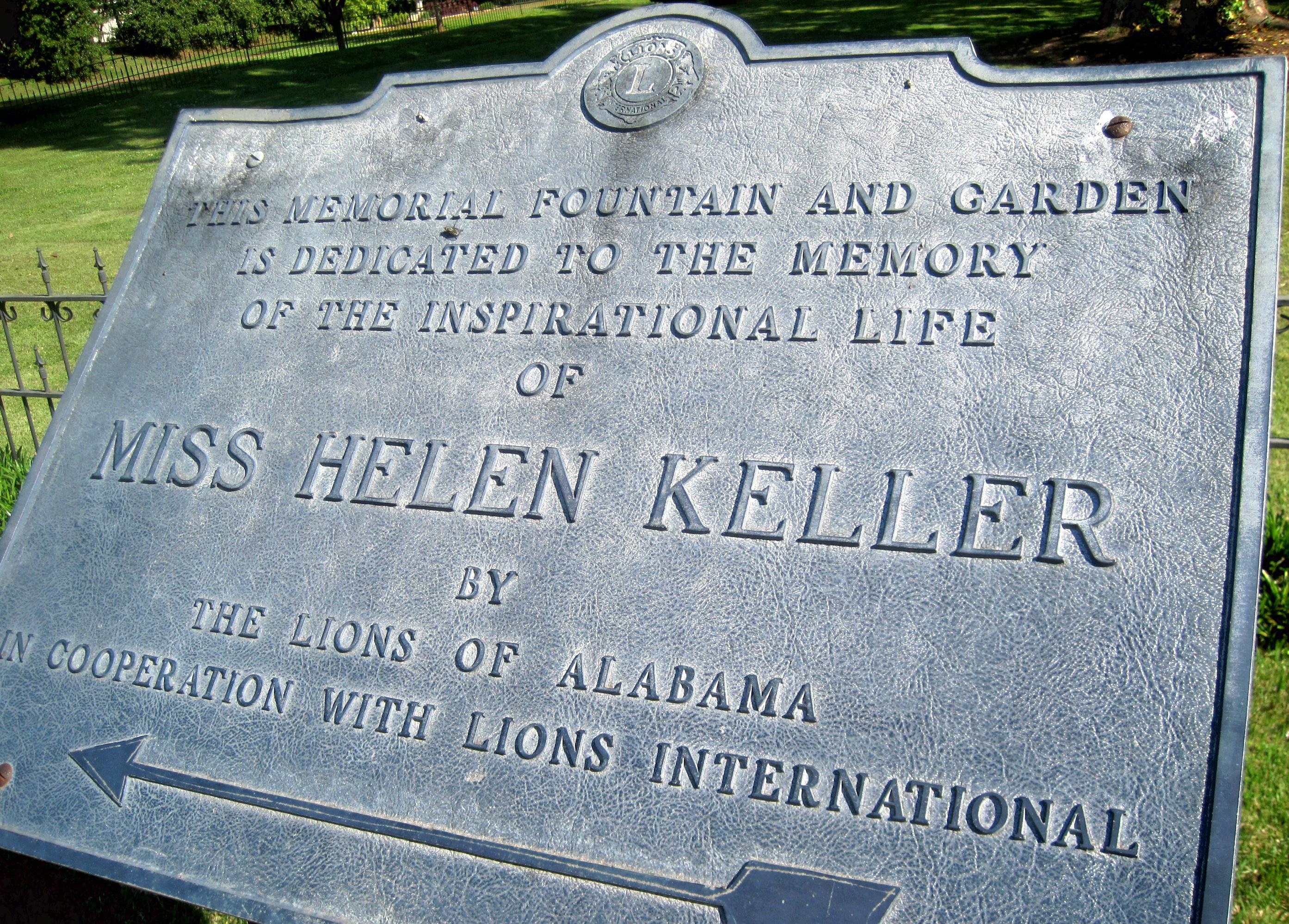 Helen Keller S Home Thewritesteph