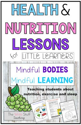 health and nutrition lessons