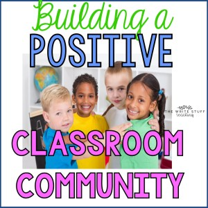 classroom community