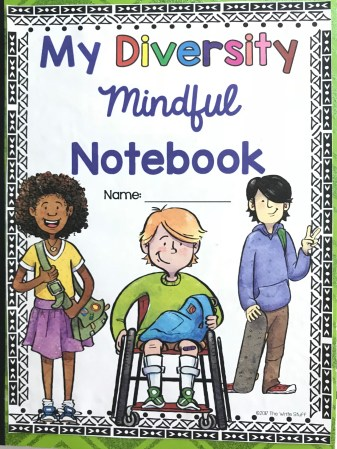 Interactive Mindful Notebook for Diversity
