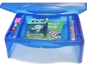 flexible seating lap desk