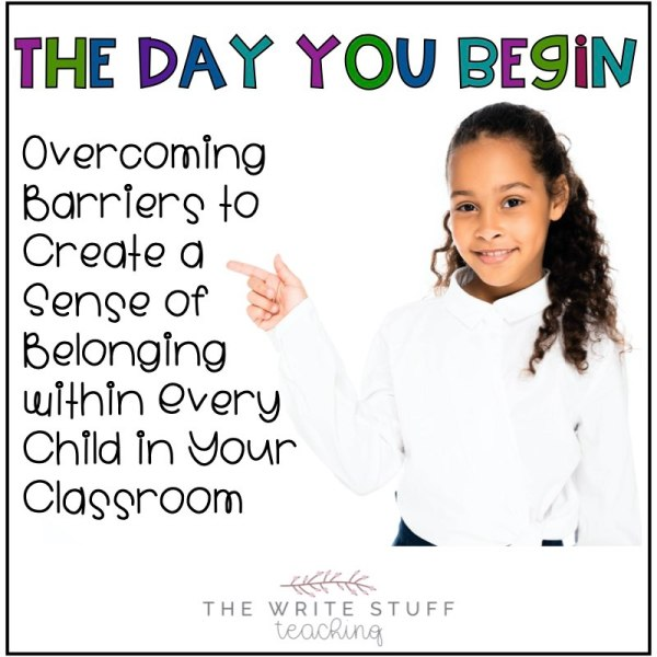 Back to School and Creating Belonging