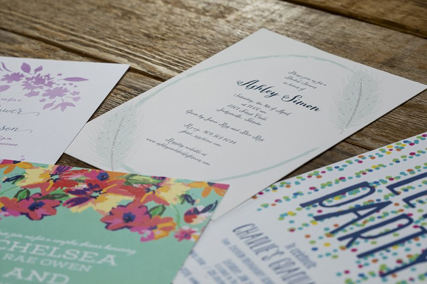 stationery invitations the write touch