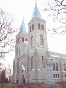 rapla, rapla cathedral, estonia, baltics