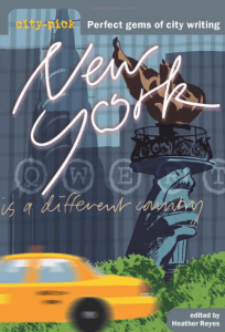 Literary servings of the big apple
