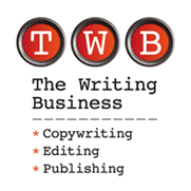 Our logo can be adapted for different layouts. As well as writing and copywriting we edit and publish