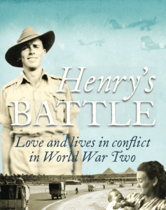 I worked with Gloria first as a mentor and then as editor of Henry's Battle.