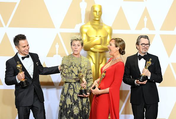 2018 Oscar Winners