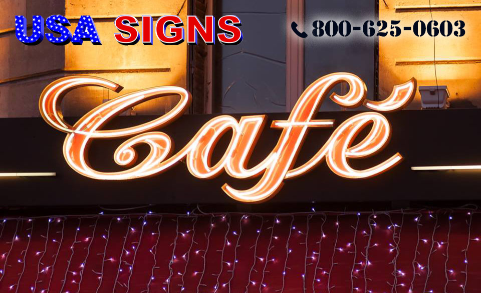 The Benefits of Using an Electric Sign in Burbank