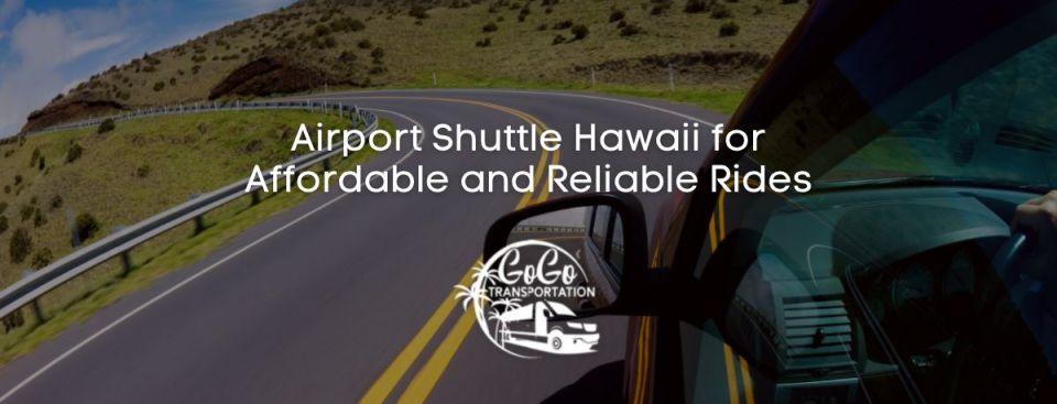Airport Shuttle Hawaii