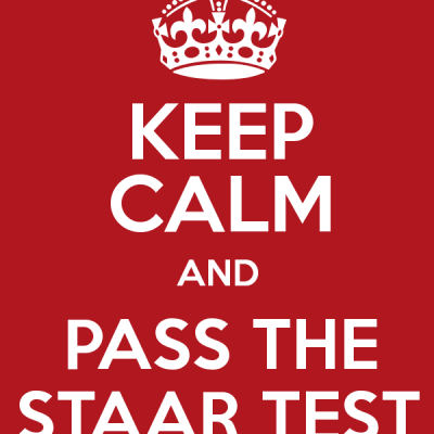 Don't Stress, We are Ready for the STAAR!